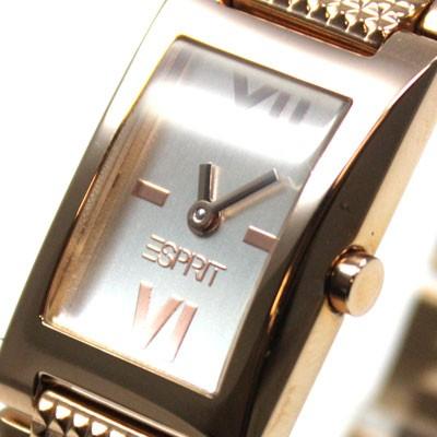 Esprit Damenuhr Pure Juliet Rosegold elegante Damen Uhr ES100042009 UVP* 90 Euro