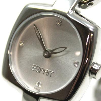 Esprit Cinecitta White elegante Damenarmbanduhr mit Steinen Esprit Damen Uhr