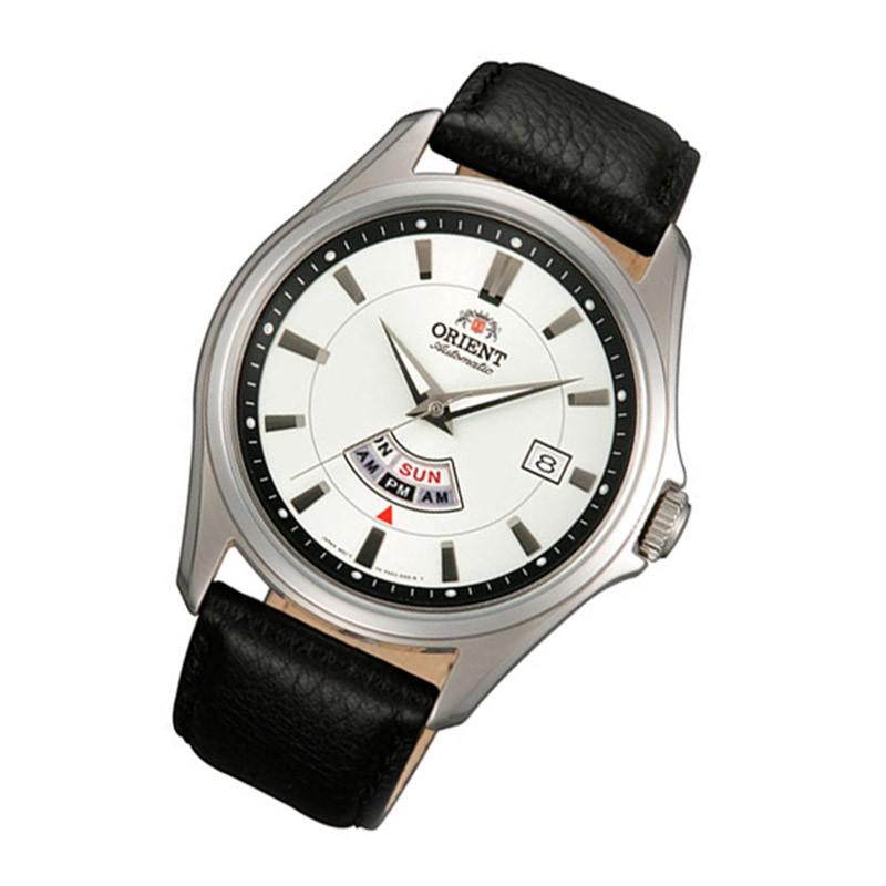 orient automatique montre pour homme ffn02005wh horloges. Black Bedroom Furniture Sets. Home Design Ideas