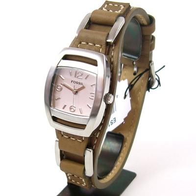Damenuhren fossil lederarmband  FOSSIL Damenuhr Lederband - ES1072 ausverkauft