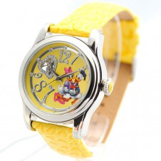 disney-ladies-automatic-watch-with-daisy-donald-duck-theme-dd-ge