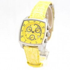 0262-sgel-lancaster-ladies-chronograph-model-unico-yellow