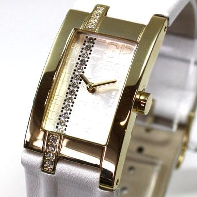 Houston Gold Texas Damenuhr Leder ES101952005