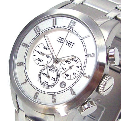 Rotunda Silver Chrono Herrenuhr 4326563