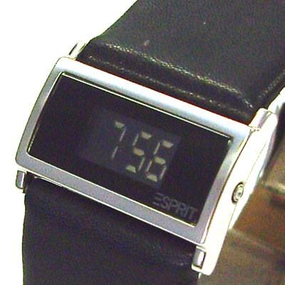 Dig it Black Digitale Damenuhr 4169700