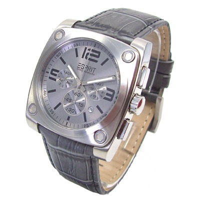 Retro Chique Grey Chrono Herrenuhr 4359763