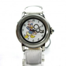 womens-watches/automatic/disney-donald-duck-women-s-watch-automatic-watch-watch-leather-bracelet-rhinestones-comicuhr