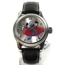the-muppets-watch-women-s-watch-gonzo-automatic-watch-leather-bracelet-rhinestones-cartoonuhr