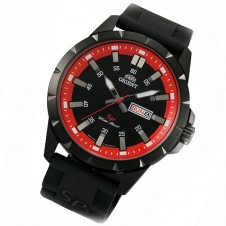 uhren/quarz/herren/orient-uhr-sporty-red-quarz-herrenuhr-kautschuk-tag-datum-gun-color-fug1x007b9