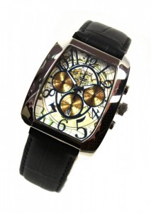 navigare-men-s-bracelet-wristwatch-chrono-date-dial-ivoire-coloured-black-bracelet-leather-sample