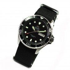 orient-ray-ii-deep-black-diver-men-s-watch-automatic-natoband-new