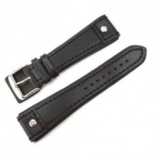 accessoires/watchstrap/leather/military-leather-bracelet-black-lug-22-mm